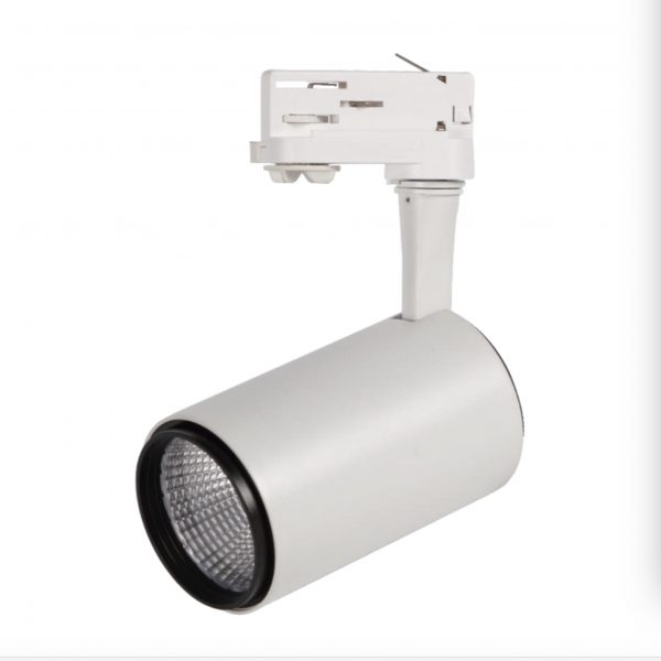 LED Track light with built-in driver